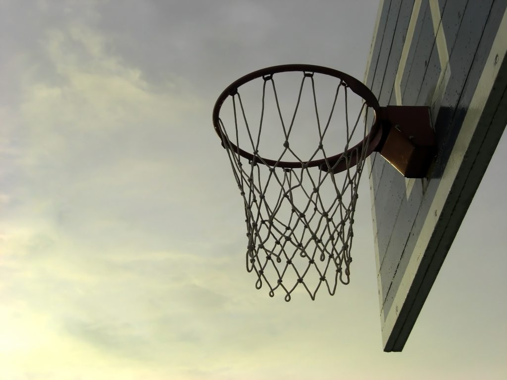 basketball hoop 1416213