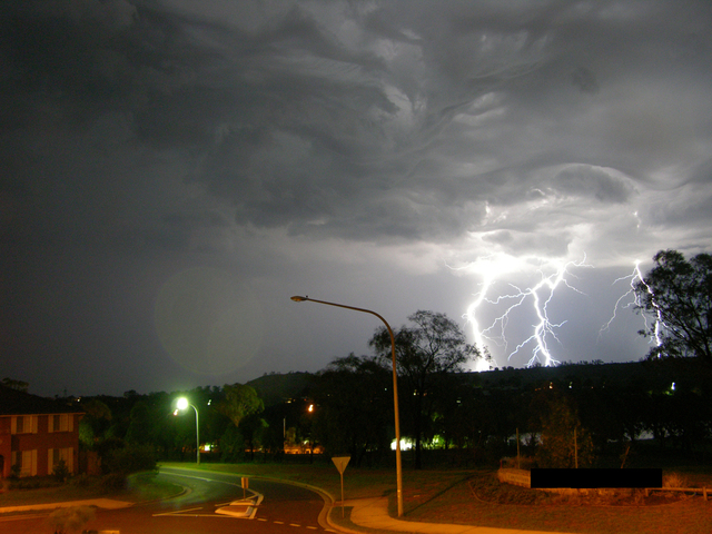 A Terrible Storm