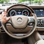 luxury mercedes c class