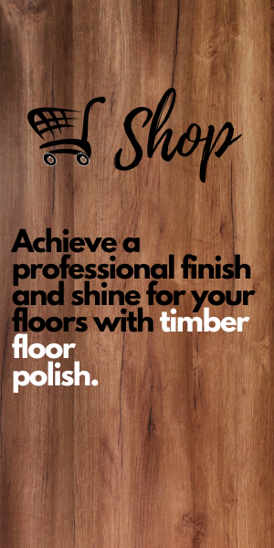 Timber Floor Polish