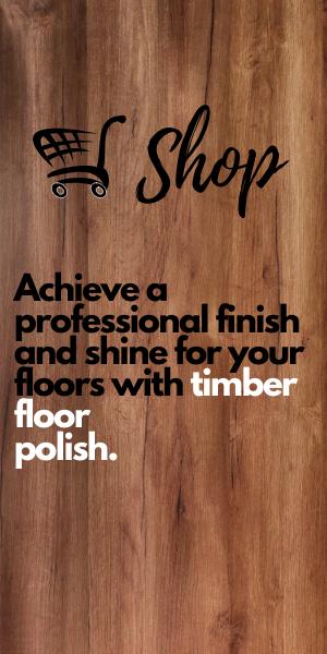 Timber Floor Polish